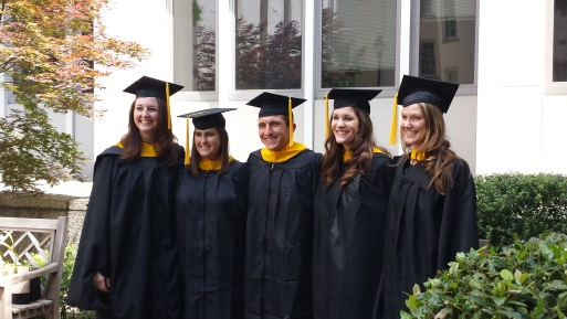2014 GC Students graduation